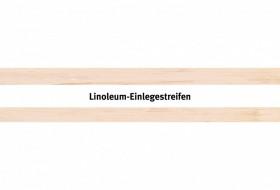 Massivholz-Trägerleiste - Ahorn
