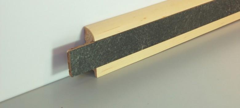 Holz-Einlegeleiste Buche