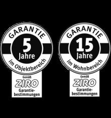 Ziro Garantie Logo