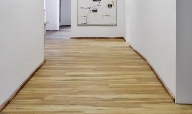 Vinyl-Fertigfußboden Vinylan fixx - Apfelbaum Da Vinci