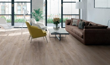 Lamino Long - Oak Edinburgh