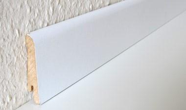 Fußbodenleisten Weiß sockelleisten ziro