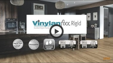 Produktvideo Vinylan fixx Rigid